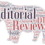 EDITORIAL: Digital Text Collections - Take Two, Action!