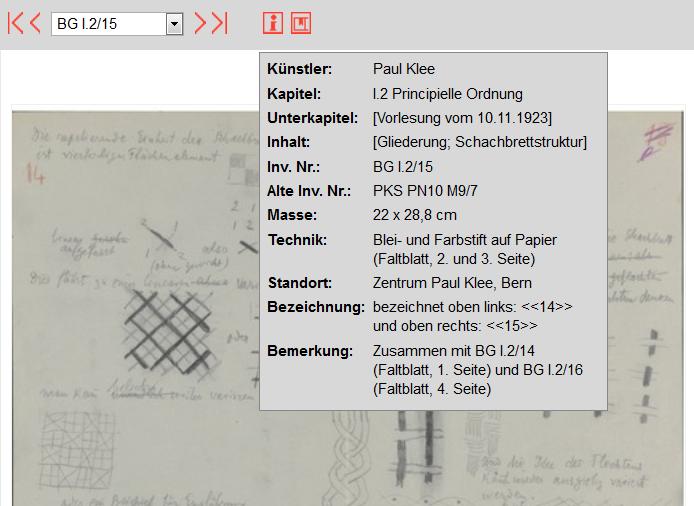 Paul Klee – Bildnerische Form- und Gestaltungslehre   RIDE